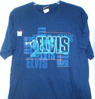 Elvis Presley Comeback Special T-shirt Medium W/ License Hologram