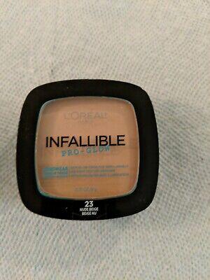 LOreal Paris Infallible Pro-Glow Pressed Powder