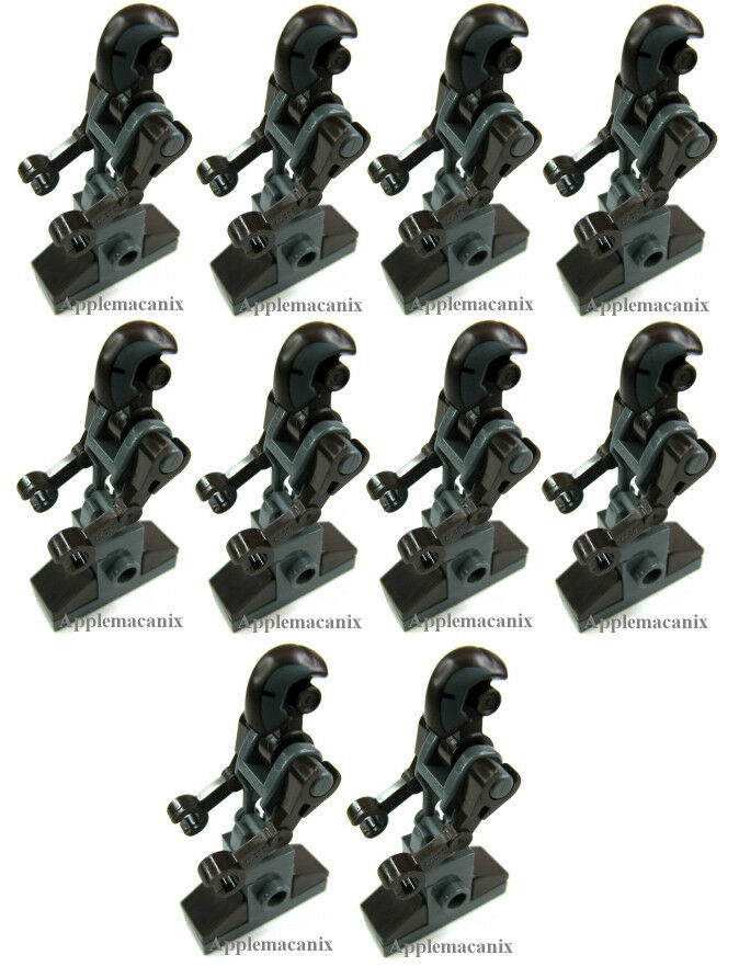 (10) NEW LEGO Star Wars 75017 Geonosis COUNT DOOKU's FA-4 PILOT DROID Minifigure