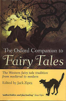 1 of 1 - The Oxford Companion to Fairy Tales-ExLibrary