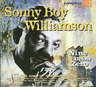 Nine Below Zero [Snapper] [Digipak] by Sonny Boy Williamson II (Rice Miller) (CD, Apr-2008, Complete Blues)