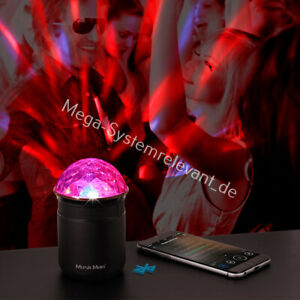 💖 TECHNAXX MusicMan Disco Speaker BT-X17 Bluetooth Lautsprecher FM Radio 💖