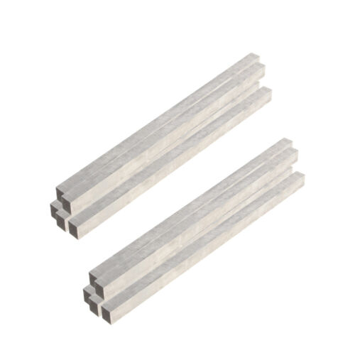 200*8*8mm Square Tool Bit Lathe Fly Cutting Turing Parting Cutter HRC 60-62 HSS