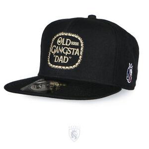 267a3e2b34b8e OG Abel Ogabel 40oz Beer OG Dad Urban Tattoos Gangster Snapback Cap ...