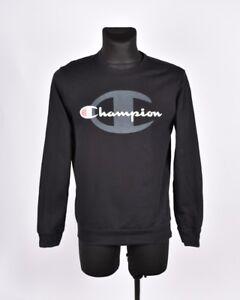 Champion-Vintage-Cuello-Redondo-Hombre-Jersey-Talla-M