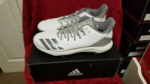 8b3d3db5b Image is loading ADIDAS-MENS-ICON-BOUNCE-BASEBALL-CLEATS-SIZE-10