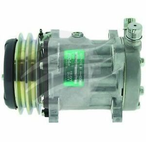 Details About Sanden 24 Volt Sd7h15 Heavy Duty Aa Section Genuine Air Conditioning Compressor