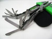 Schrade Stainless Tough Tool Multi-tool + Sheath St1n