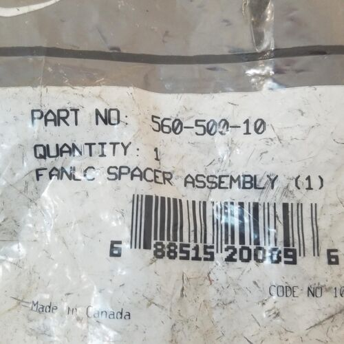 Tregaskiss 560-500-10 Fanuc Spacer Assembly NEW