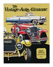 The Vintage Auto Almanac : Third Edition, Hemmings Motor News (1979)