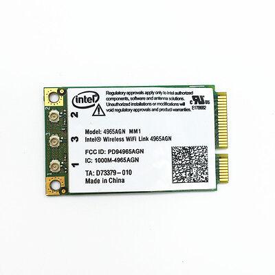 Brand New Intel 4965 Wireless WiFi Mini PCI-E 4965AGN Card 300M