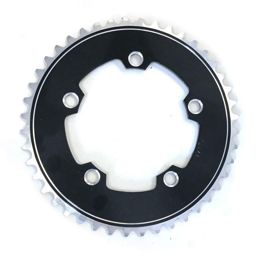 Mekha Duchman Track Chainring 49T BCD 144 1//8 Fixed Gear Chainring 144