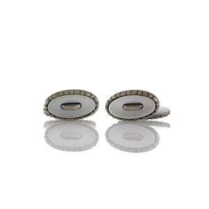 Antike-Art-deco-Doppel-Manschettenknoepfe-aus-Silber-830-und-Perlmutt-um-1930