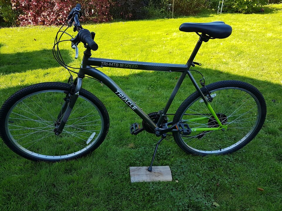 andet mærke TRIACLE, anden mountainbike, 18 gear