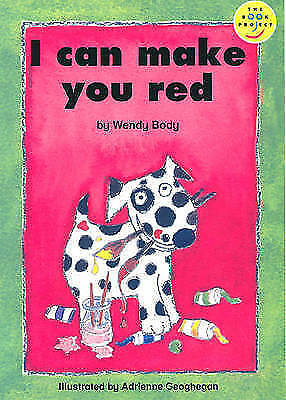 (Good)-I Can Make You Red Read-On Beginner (LONGMAN BOOK PROJECT) (Paperback)-Ne
