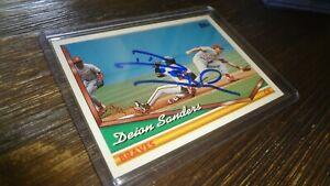 1994-TOPPS-DEION-SANDERS-AUTOGRAPHED-BASEBALL-CARD