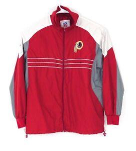 460efccc1 Image is loading Vintage-Washington-Redskins-NFL-SI-Windbreaker-Jacket-90-