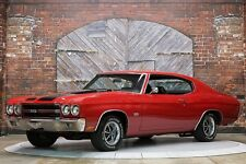1970 Chevrolet Chevelle 454/450 Built LS6 4-Speed