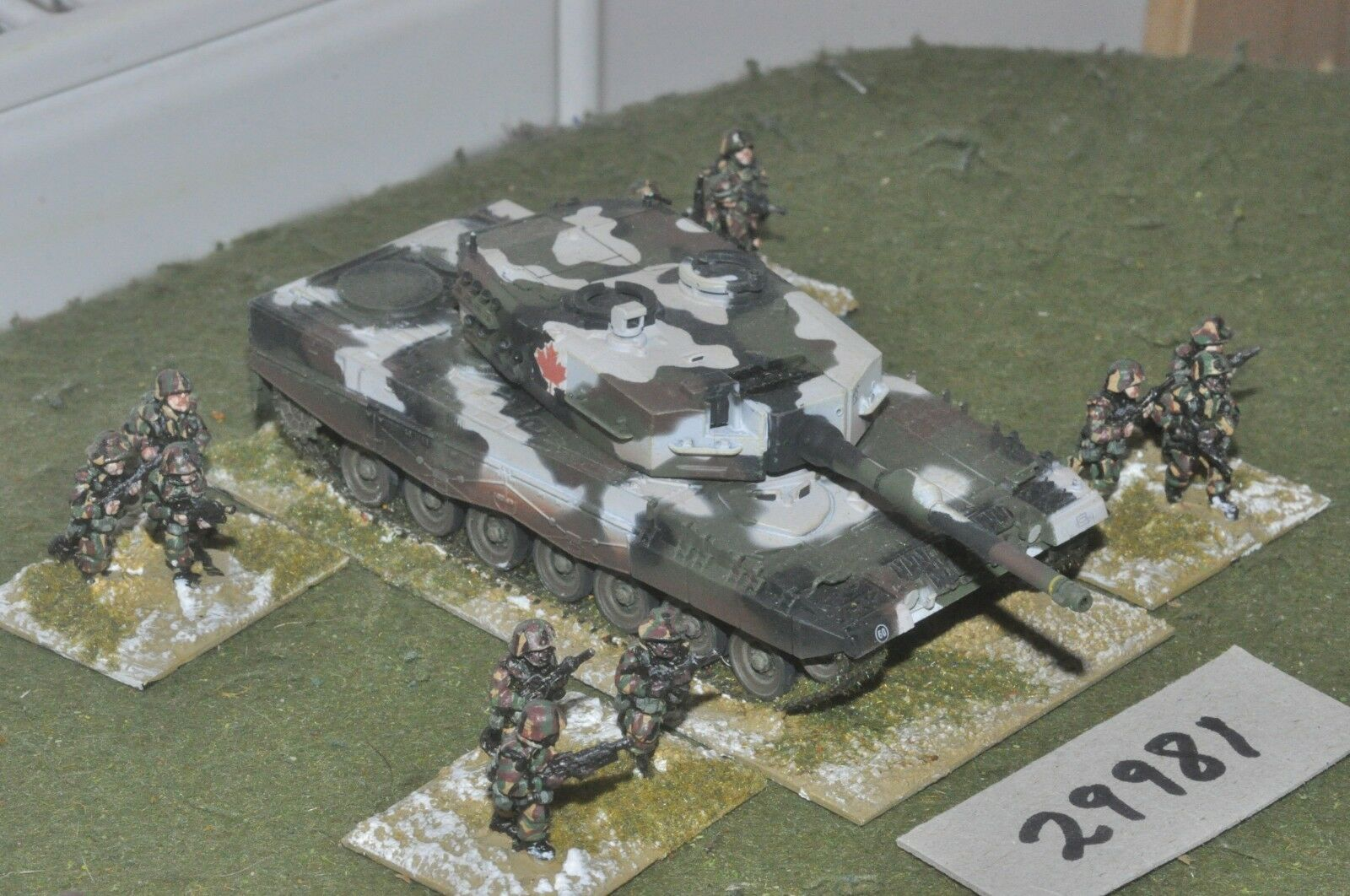 20mm moderne   amerikanischen - battle group (foto) - inf (29981)