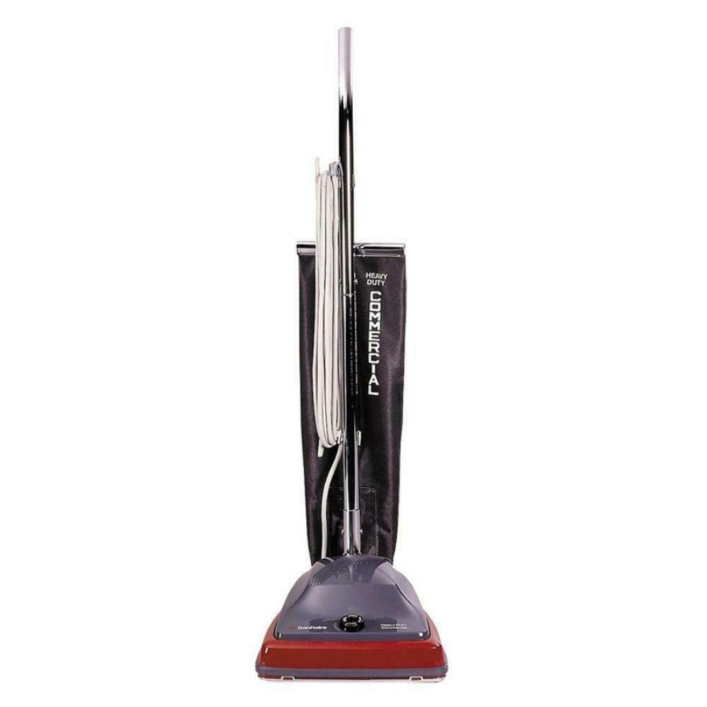 Heavy Duty Commercial Upright Vacuum Fits Large Carpet 4-position Adjustment New