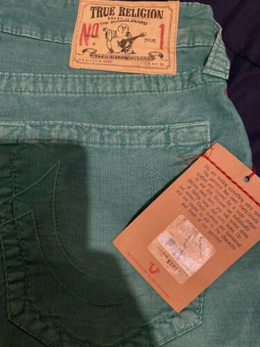 Mens True Religion Pants 34