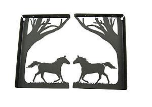 Running-Horse-Shelf-Bracket-Set-Western