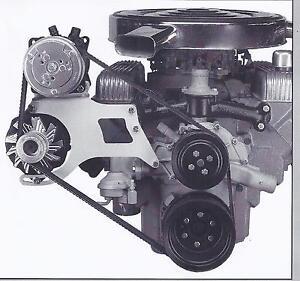 Buick Nailhead New Alternator Ac Bracket 364 401 425 Hot Rod Riviera Gs 32 Ford Ebay