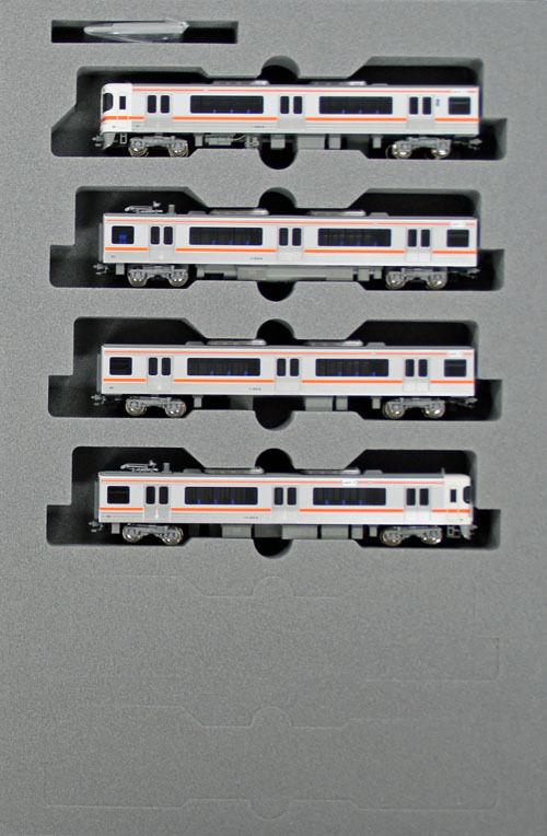 Kato 10-1382 Series 313-0 TOKAIDO Line 4 Cars Set  N scale