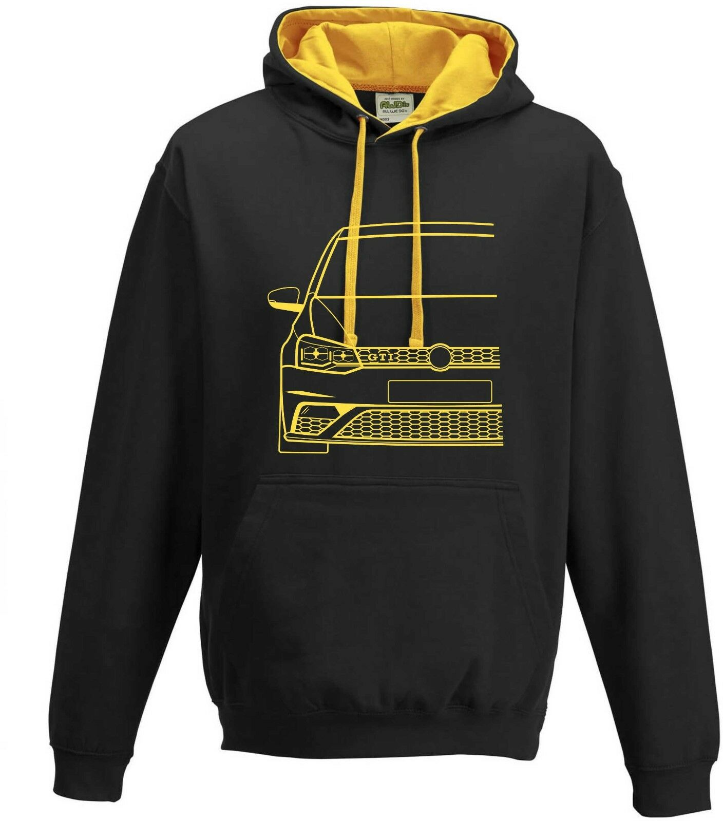 VW Polo 6R GTI Hoodie Pullover