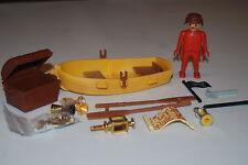 Playmobil 3570 e) Barca pirata del tesoro Treasure pirate boat