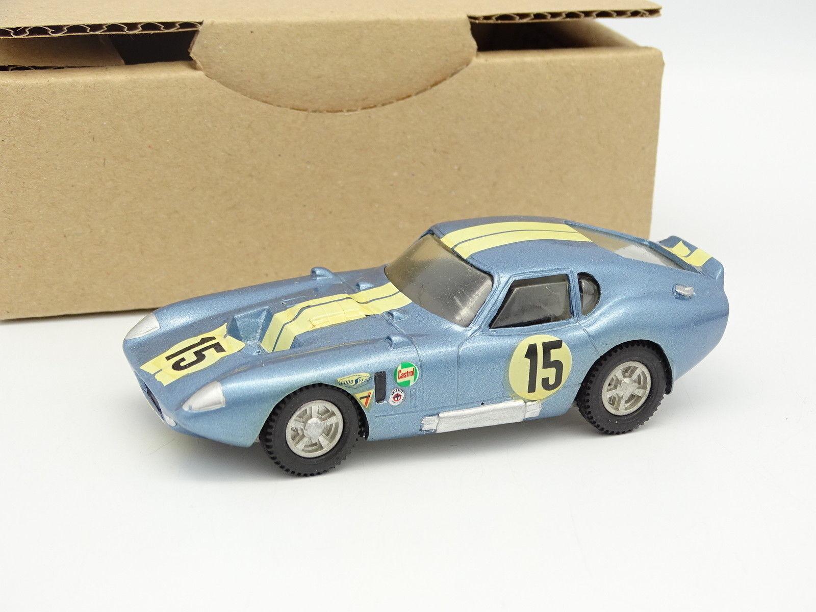 John tag kit montato 1   43 - ac cobra shelby daytona 1965 nr. 15