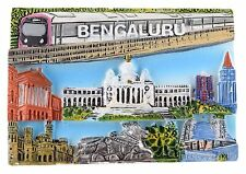 Polyresin Modern Bengaluru Fridge Magnet Room Refrigerator Decoration Sticker