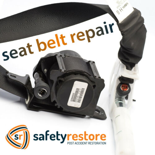Fits All GMC Models Dual stage Seat Belt Repair After Accident 2 Plugs