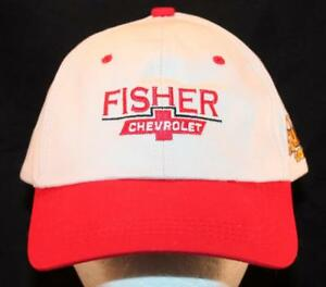 Men S Fisher Chevrolet Yuma Az Employee Baseball Hat Cap Gmc