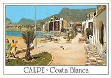 BT6090 Calpe alicante paseo maritimo      Spain