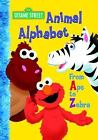Sesame Street Start-to-Read Bks.: Animal Alphabet : From Ape to Zebra by Random House Disney Staff and Kara McMahon (2005, Board Book)
