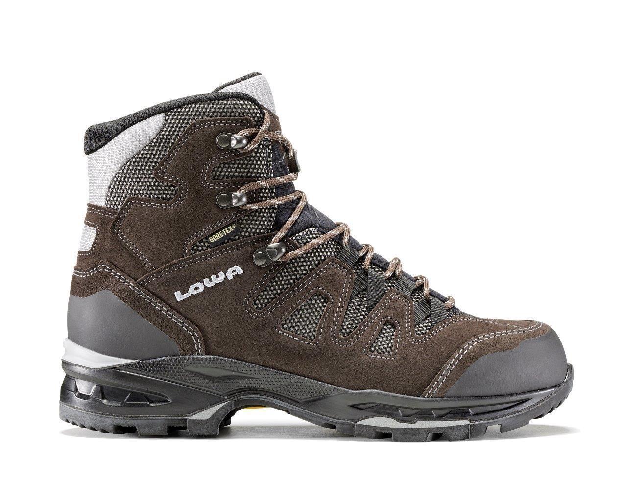 LOWA Khumbu GTX S Marrón Antracita8 Caminar botas
