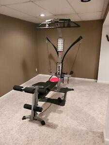 The Bowflex Blaze Home Gym for sale.