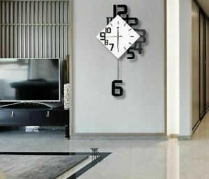 Swing-Wall-Clock-Nordic-Style-Living-Room-Home-Decors-Modern-Design-Watch-Clocks