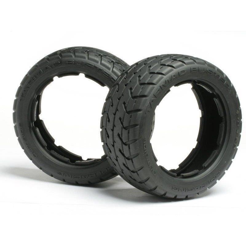 HPI Racing Tarmac Buster Tires M Compound Baja 2 tires HPI4837