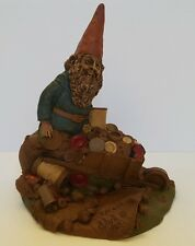 Tom Clark 1985 Gnome TAYLOR Vintage Signed Statue Retired Collectible #68
