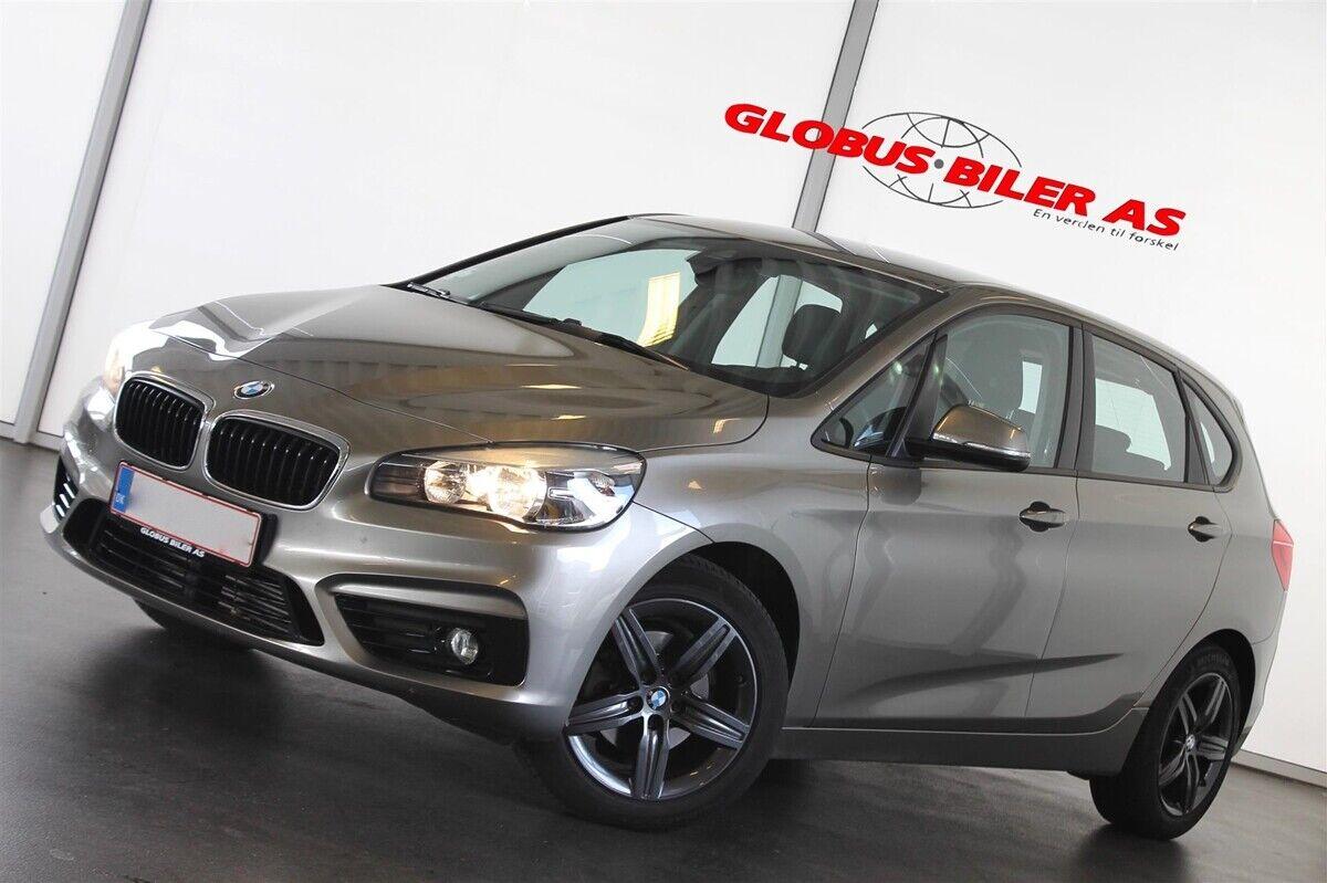BMW 218d 2,0 Active Tourer Advantage aut. 5d - 244.900 kr.