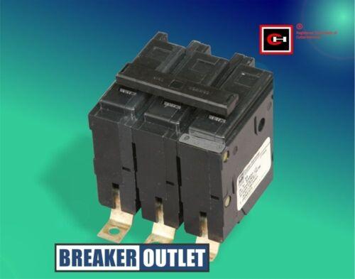 New Cutler-Hammer Eaton BAB3030H Circuit Breaker 3 Pole 30A 240V BAB Bolt On