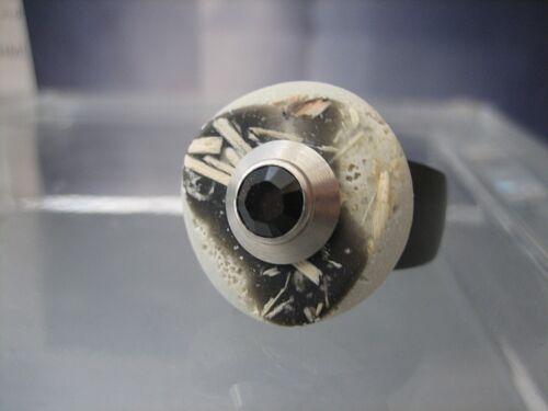 Cristal geniales con paja-para elegir-compatible Charlotte 21 Touch anillo