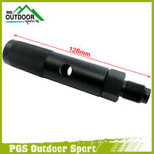 Quick Change 12g CO2 Cartridge Adapter with 88g Bottle Threads for Rifle Air Gun