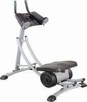 2016 Model Ab Coaster Exercise Machine Fitness Abdominal Bottom Up Movement
