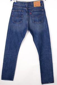 Levi's Strauss & Co Hommes 505 C Slim Jeans Jambe Droite Taille W32 L32 BBZ441