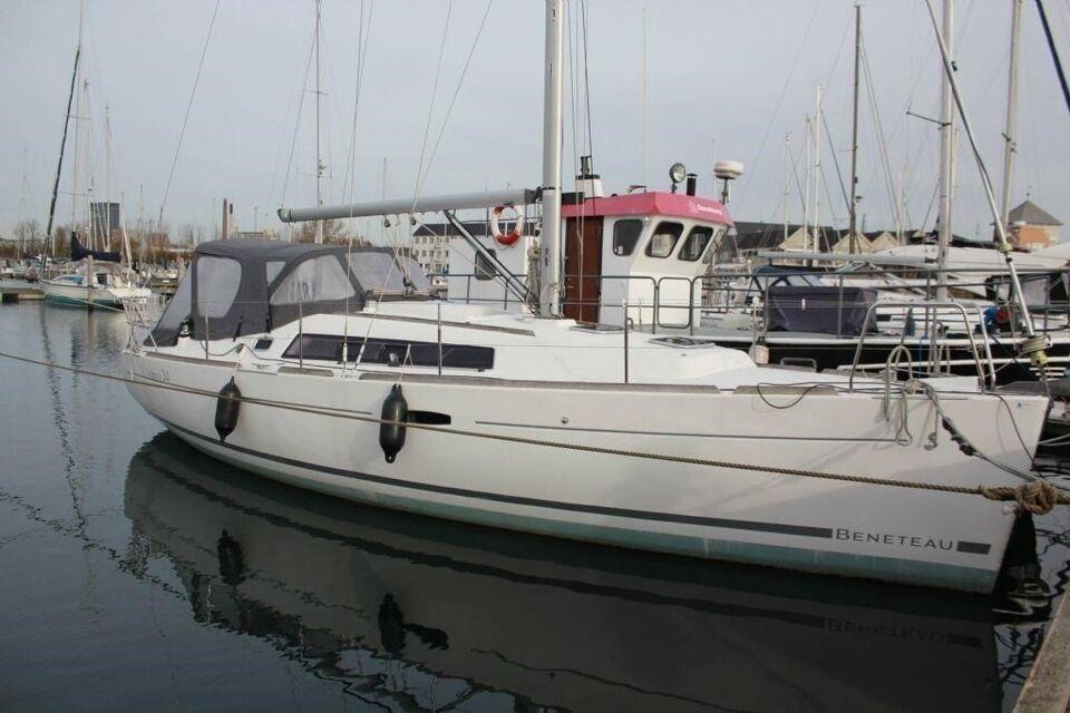 Beneteau Oceanis 34, årg. 2009, fod 34