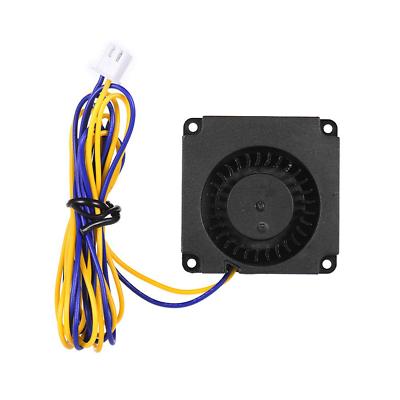 Creality CR-10 CR-10S part cooling fan 40mm 4010 radial fan 3d printer 12v UK