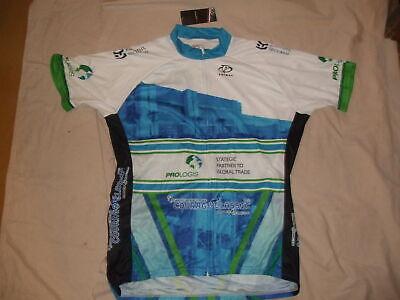 Primal Sport-Cut Jersey NEW S, M, L, XL, XXL ProLogis Green